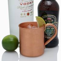 Best Selling Products ! Wholesale 100% Solid Moscow Mule Mug