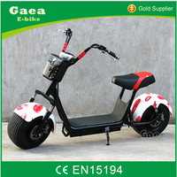Gaea 2000w removable battery harley electric scooter city coco motorcycle fat tire e bicycle