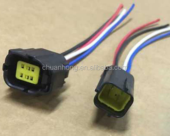 Male Connector Harness Pigtail O2 Oxygen Sensor Chevrolet ... on 4 pin usb cable, 4 pin spark plug, 4 pin power supply, 4 pin relay, 4 pin power cord,