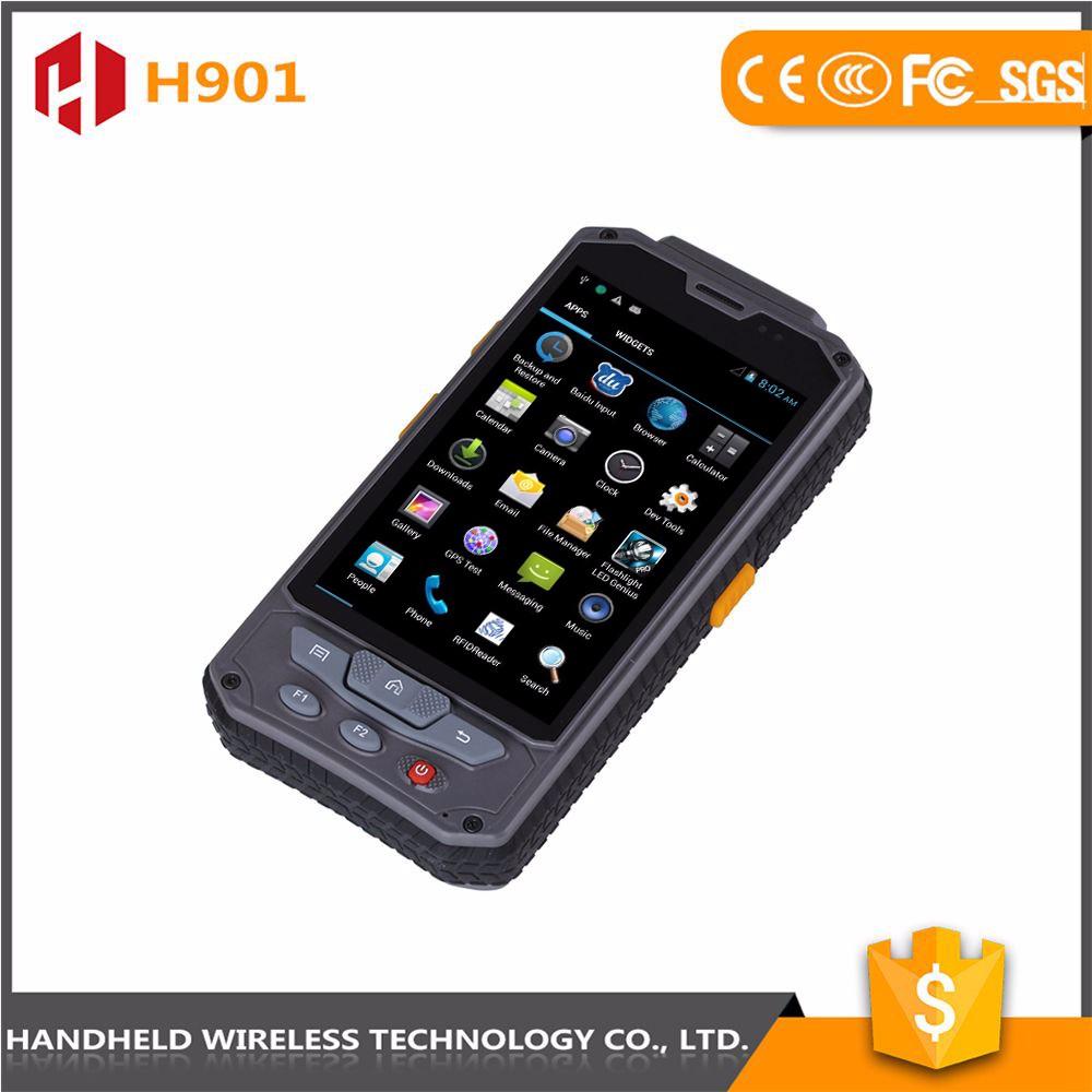 Gps Fingerprint Pda,Ocr Handheld Barcode Scanner Printer For Free ...