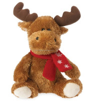 ornaments handmade christmas toys sitting moose stuffed christmas moose christmas moose stuffed and plush toys