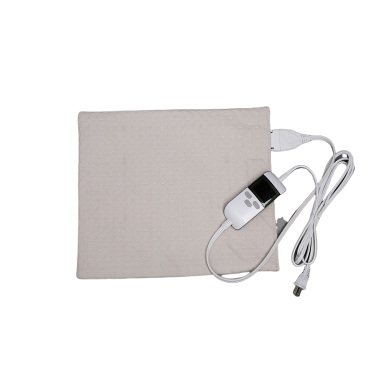 CE goedgekeurd PTC wasbare therapeutische verwarming pad met digitale LCD controle warming pad