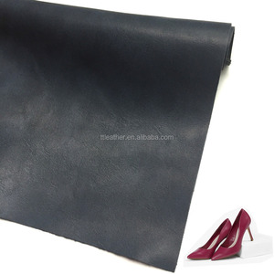 Classic Shoes PU Leather Material, Shoes Upper PU Leather