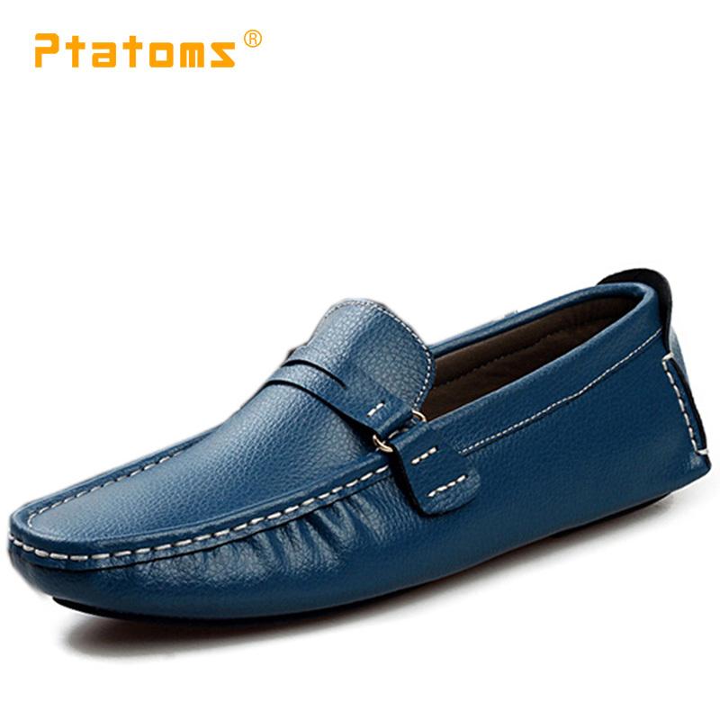 Flat Square Mens Dress Shoes
