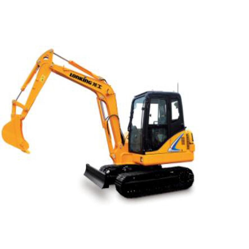 6 тонн LONKING мини копать экскаватор CDM6060 LG6060 LG6065