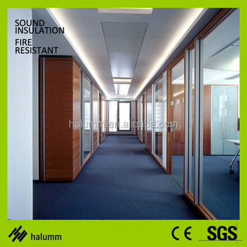 modern office partition. Modern Office Design Drywall Partition Aluminum Frame Glass