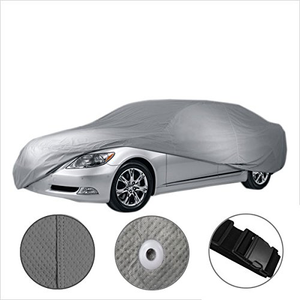 High Quality Waterproof Sun Protection Heated Hail bottom price full peva car cover