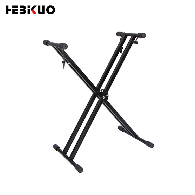 Q-2xb Hebikuo Musical Instrument Accessories Adjustable Synthesizer Stand  Online Keyboard Stand - Buy Synthesizer Stand Online,Synthesizer Rack