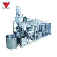 Automatic Soya/soybean Milk/tofu/curd Processing/griding Making Machine/maker