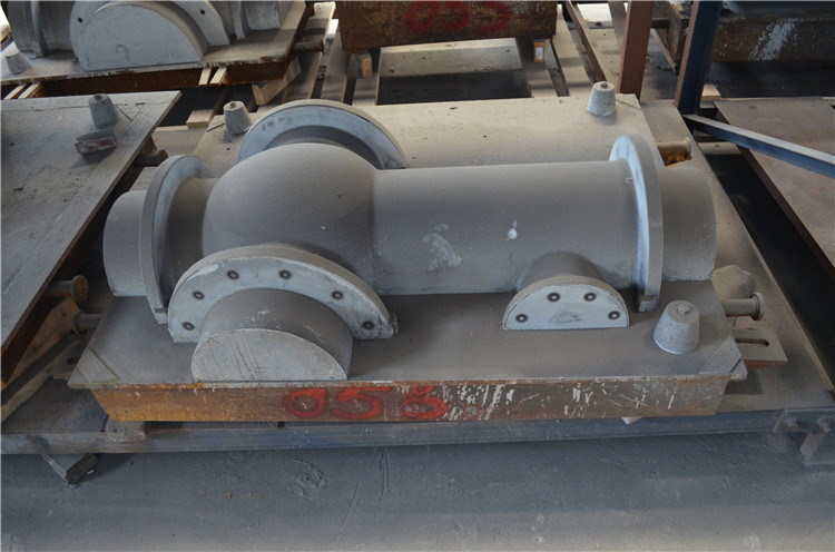 Aluminum Gravity Die Casting Mould