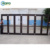 NZS4211 Patio PVC Soundproof High Quality Insulated Bi Folding Glass Door