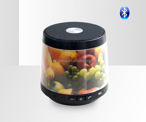 Mickey mouse portable bluetooth wireless speakers