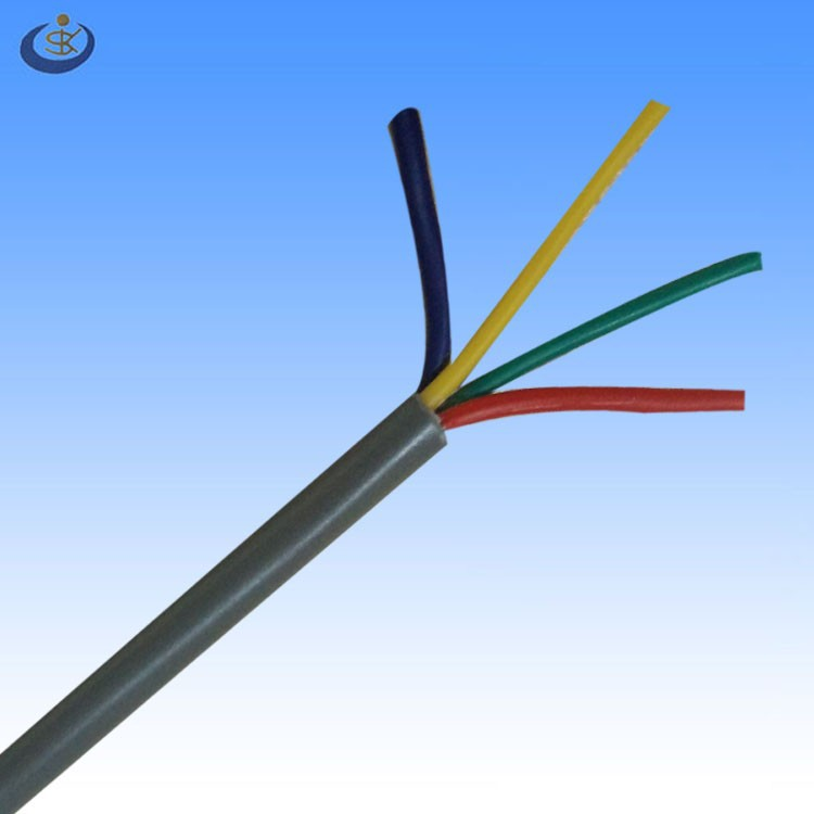 China supplier high quality 4 cores tinned copper conductor pvc insulation power cable