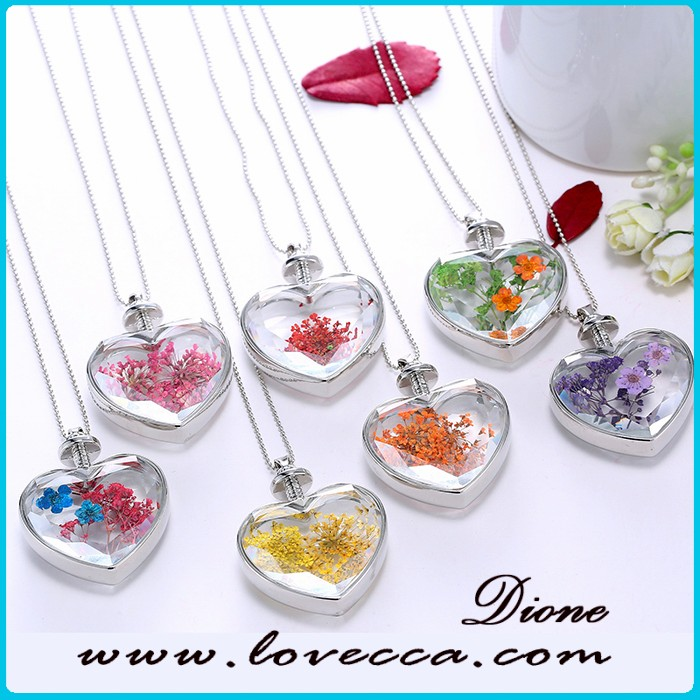 High Quality Good Price Heart Shaped Locket Pendant Necklace
