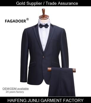 07d6dcf46 Wool Blue Herringbone Retro Gentleman Style Custom Made Men's Suits Tailor  Suit Blazer Suits For Men 3 Piece (jacket+pants+vest) - Buy Tailored Suits  ...