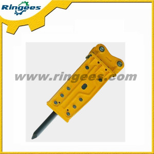 china factory wholesale RAMMER Hydraulic excavator breaker hammer for G100 , chisel Diameter 170MM *length 240 MM