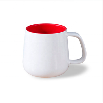 Hot sale white ceramic mug coffee