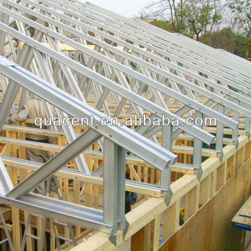Cold roll-forming Light Gauge Steel Joist