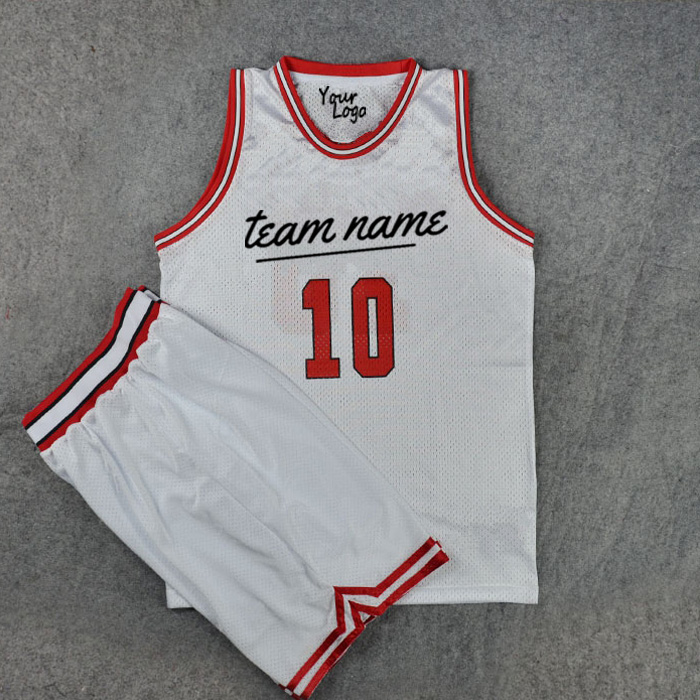 KOSTENLOSE SAMPLE 100% Polyester-Basketball-Trikot-Uniformen, Basketball-Bekleidung mit digitalem Sublimationsdruck