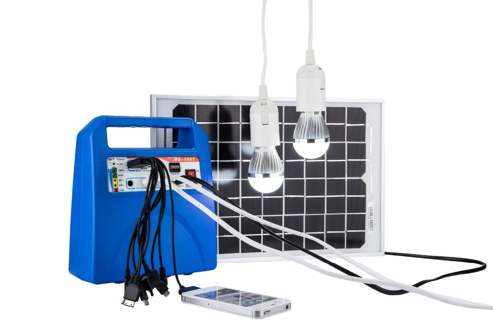Hot Sale Camping Kits with Sun Power