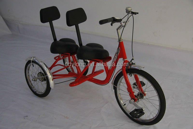 tricycles adultes deux places 3 roues voiture p dales. Black Bedroom Furniture Sets. Home Design Ideas