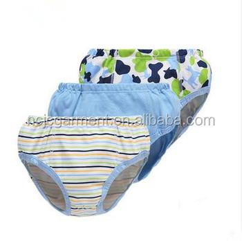 e2332f8595eb Venta a granel de alta calidad niños ropa interior de algodón ropa de bebé  niños calzoncillos