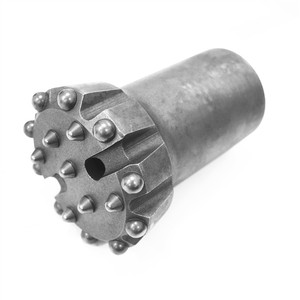China manufacture tungsten carbide thread bit for rock drilling with low price