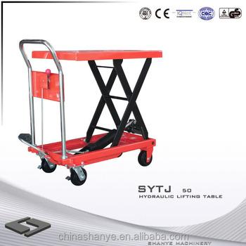SHANYE SYTJ 50 Pool Table Lift