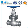 sluice butt weld gate valve