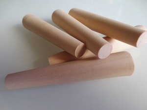 Food Grade More sizes disposable wooden birch dowels