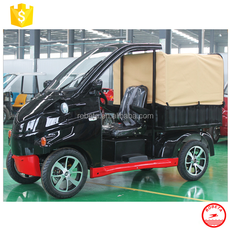 4 wheel bettery power electric car 25 km/h for golf cart