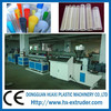 Twin screw exruder pc lampshape cover extrusion plastic LED machine line