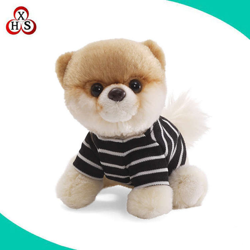 Fancy Baby battery operated walking dog plush toy wholesale