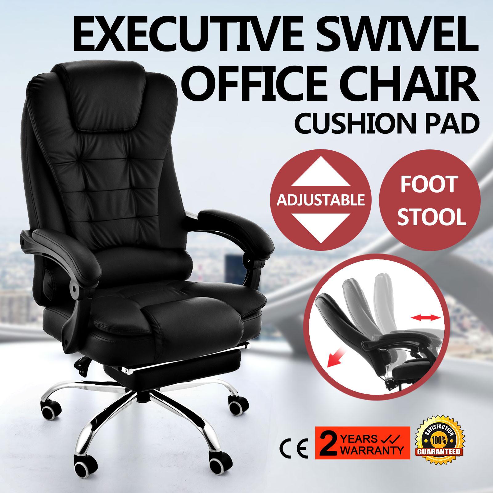 cambiar acolchado brazos silla oficina