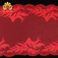 Lace manufacturer for new design embroidery african lace fabric