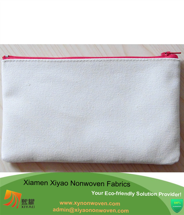 maquillage sac lavable toile cosm tiques pochette avec fermeture clair pour la beaut sacs. Black Bedroom Furniture Sets. Home Design Ideas