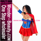 En gros Supergirl Cosplay Costume Modèles Pour Sexy Halloween Costume