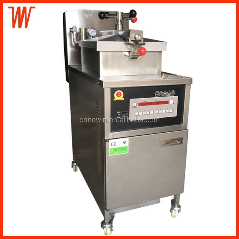 Electric Pressure KFC Chicken frying machine