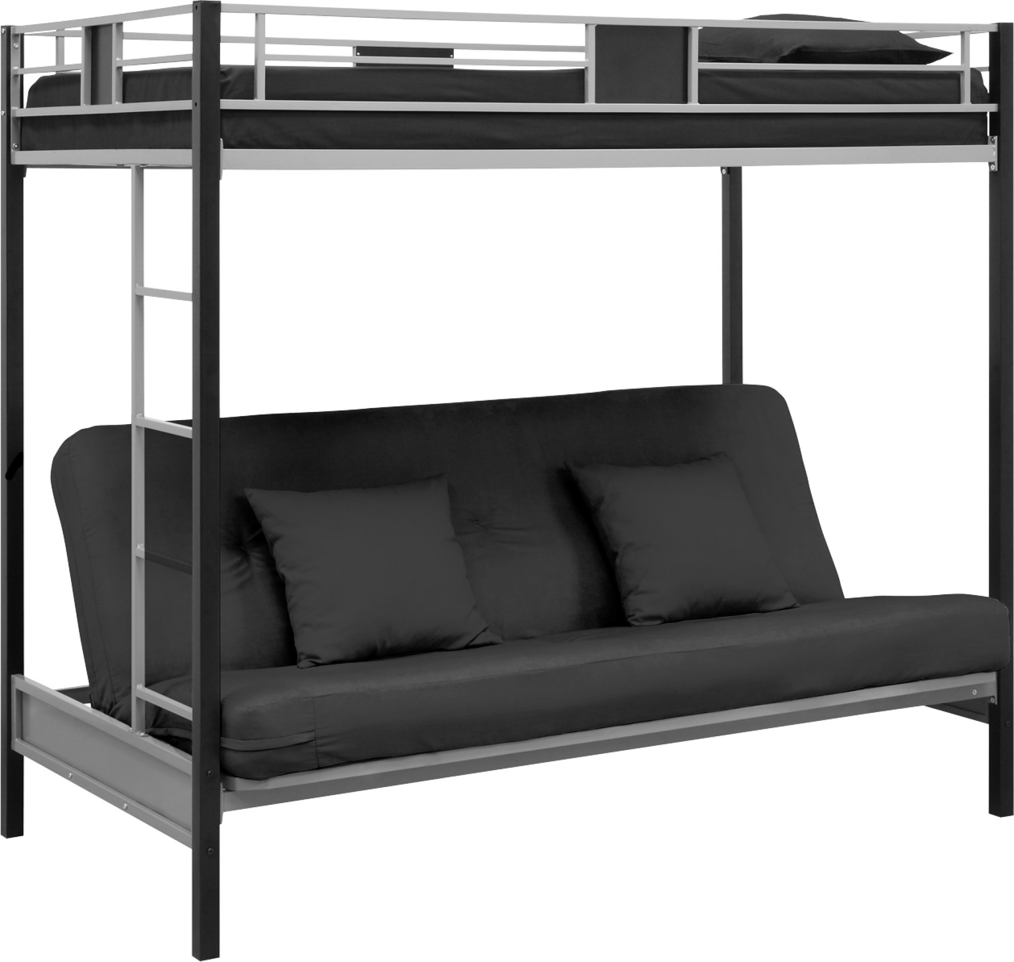 uncategorized futons pic over bed dhp trend and sofa bunk metal twin parts nsyd iron futon fascinating concept for frame