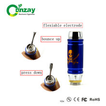 Dry Herb vaporizer updated Rocket ecig eBaron Hound atomizer The Most Popular e-cigarette skull power