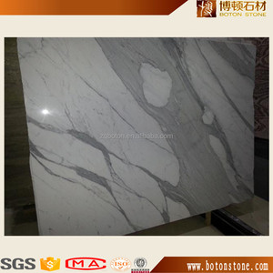 Natural Stone Calcutta Gold Marble For countertop floor wall Clading
