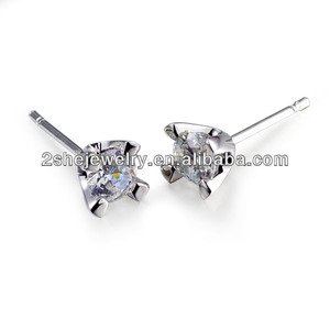 Top Quality 2012 fashion stud earrings for men