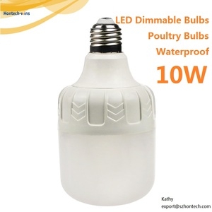 LED dimmable bulbs poultry light program chicken farm equipment poultry lighting for egg production