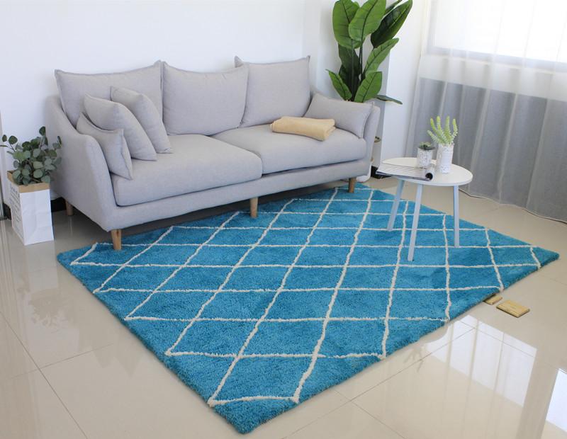 designed fur Carpet/America popular long pile rug