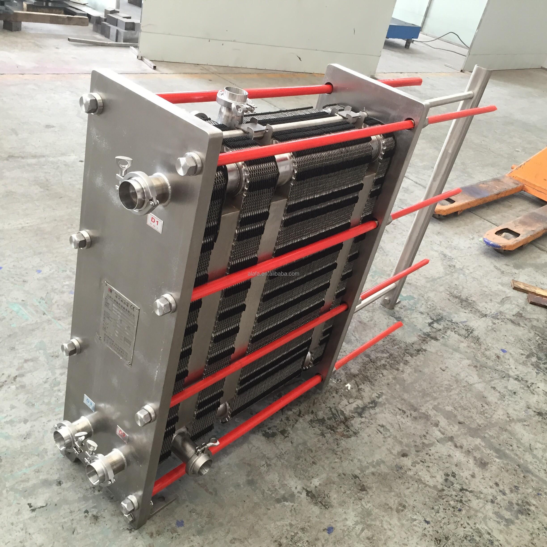 Plate Heat Exchanger For Milk Pasteurization Wholesale, Milk ...