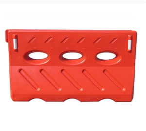 Popular Design Plastic Traffic Road Safety Jersey Barrier Water Filled Barrier