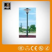 gl 8592 fiber optic rope light garden light for parks gardens hotels walls villas
