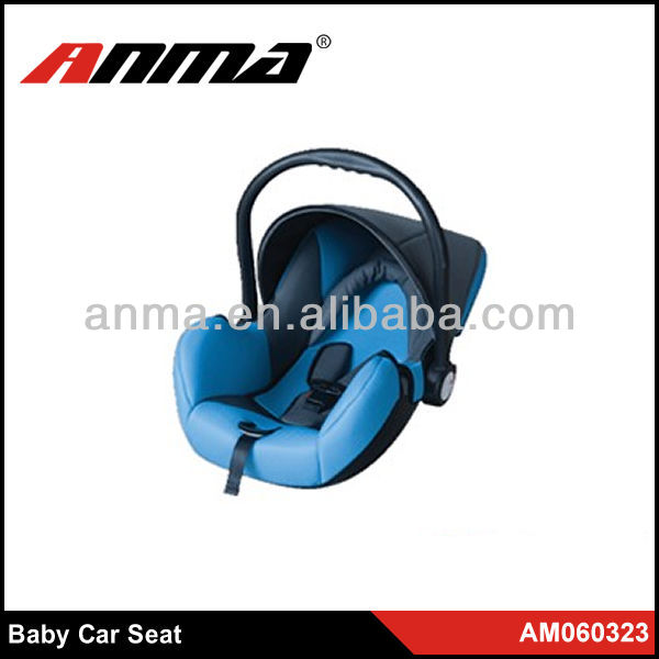 Colorful baby car seat/baby racing car seat/baby trend infant car seat