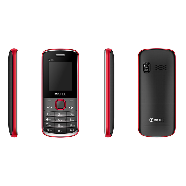Cheap 2G Mobile Phone 1.77inch MTK6261D 32MB+32MB A2-B Feature Mobile Phone