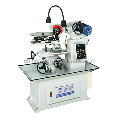Semi-Automatic Carbide Saw Blade Sharpening Machine